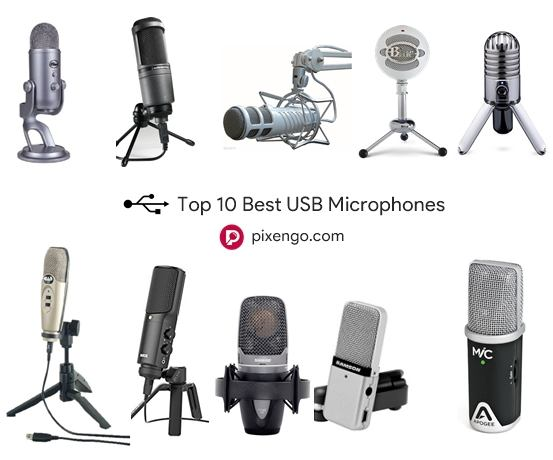 top 10 best usb microphones