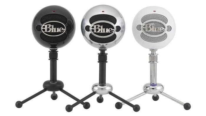 blue snowball images
