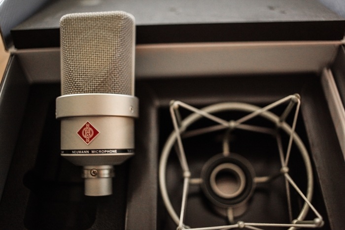 nuemann microphone