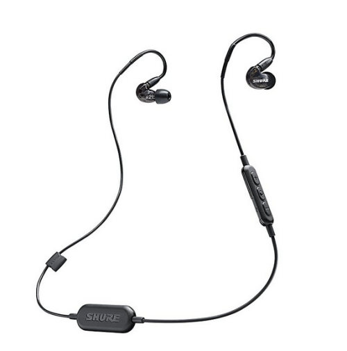 best wireless earbuds shure