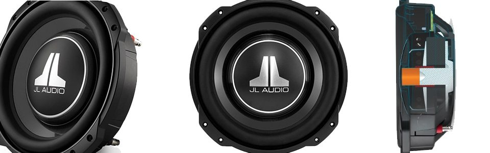 runner up for best shallow mount subwoofer