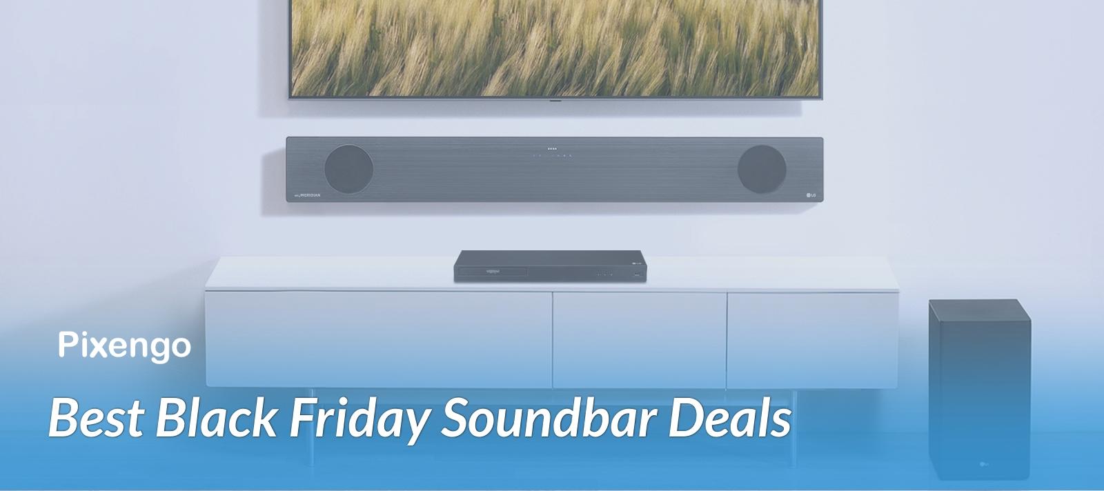 Best Black Friday Soundbar Deals