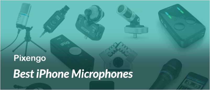 best iphone microphone