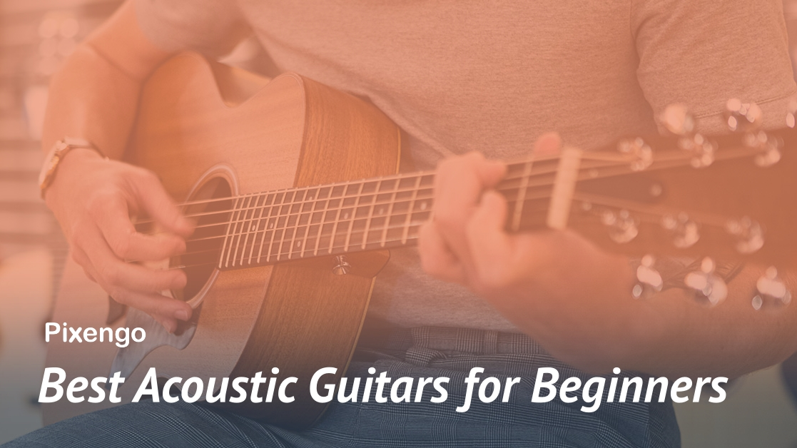 List of Best Acoustic Guitars for Beginners