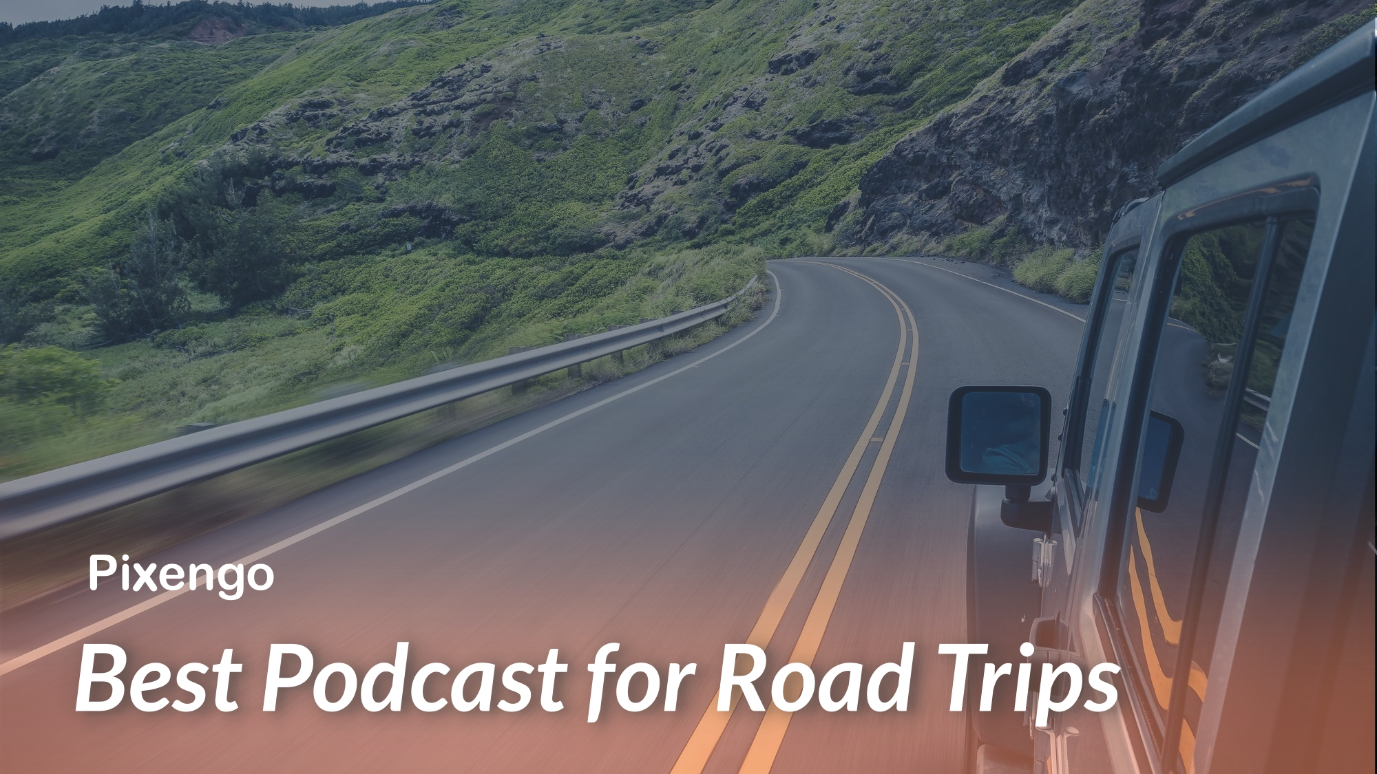 best podcast for road trips